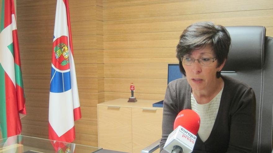"""Beltrán de Heredia condena el atentado y dice que no consta un """"riesgo concreto"""" en Euskadi, aunque """"no está exenta"""""""
