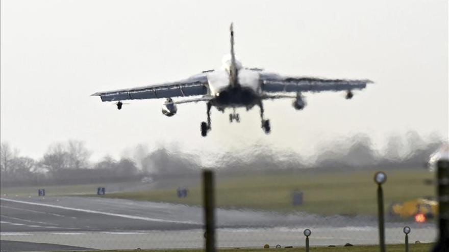 Parten hacia Turquía los primeros Tornado alemanes para luchar contra el EI