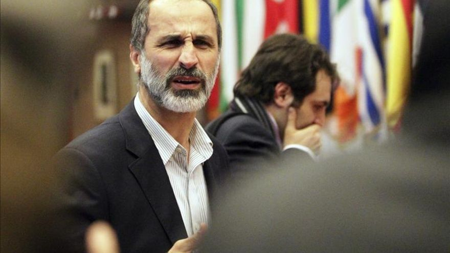 Ban celebra la oferta de diálogo del líder de la oposición siria
