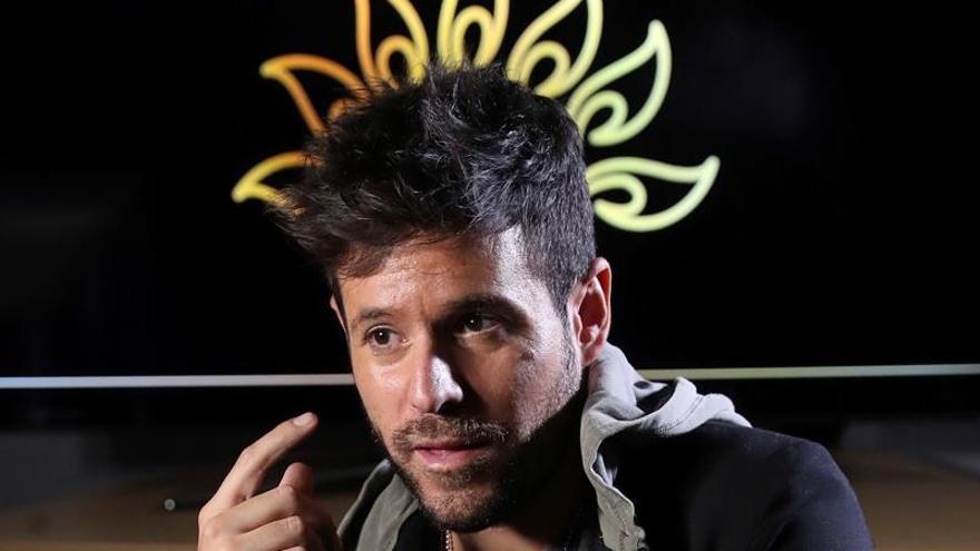 """Pablo López: """"Lloré cuando Iron Maiden me quitó el número 1"""""""