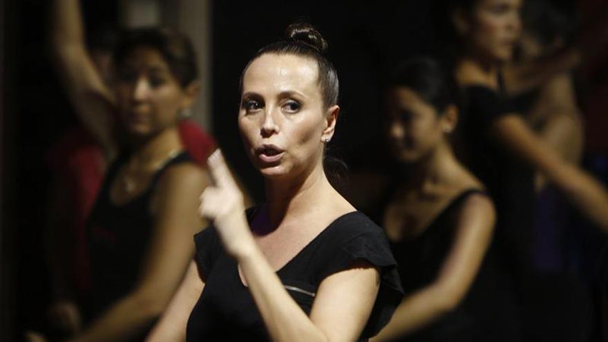 Aída Gómez, danza española a la conquista de las aulas chinas