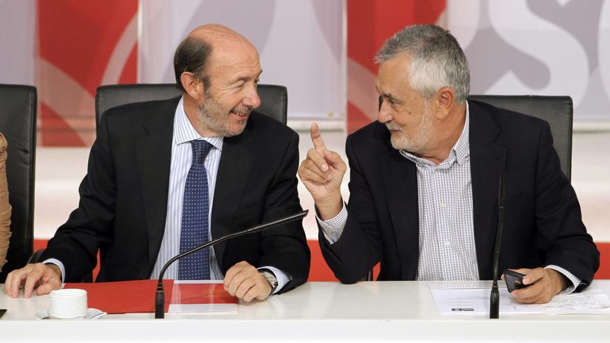 Rubalcaba analiza con su Ejecutiva el revés del 21-O y la línea de oposición
