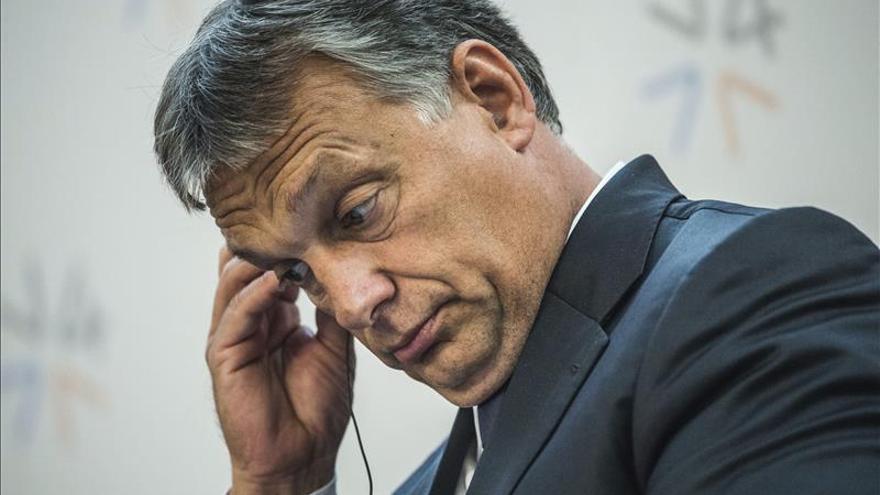 Orbán: se detendrá a quien entre de forma ilegal en Hungría a partir del 15