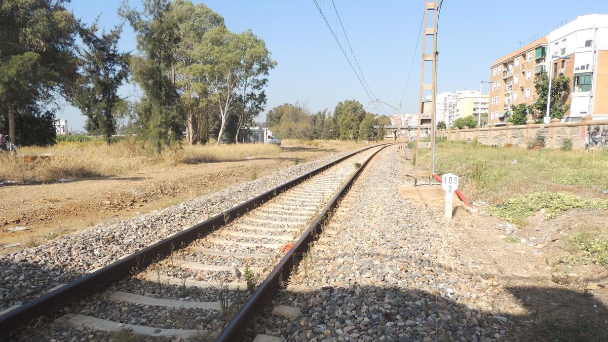 Desde el 31 de diciembre de 1984 no circula ningún ferrocarril por la línea