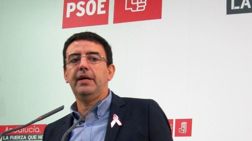 """PSOE andaluz defiende una respuesta """"proporcionada y prudente, pero con claridad"""" ante la """"amenaza al Estado"""""""