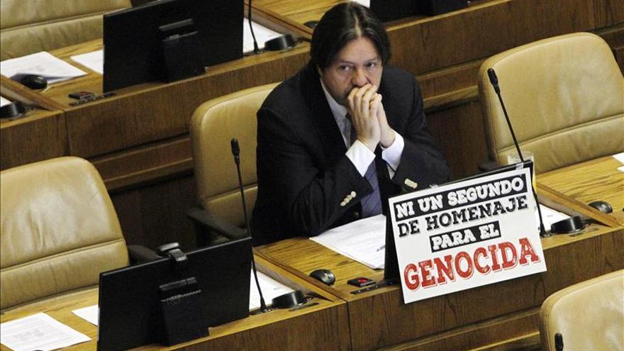 Conmemoran en Chile a líder sindical asesinado en la dictadura de Pinochet