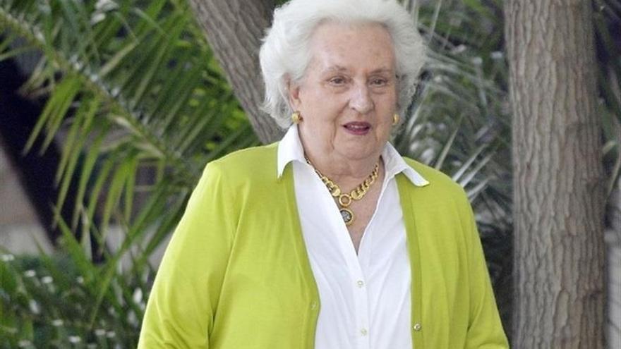 Pilar de Borbón admite la sociedad en Panamá, pero dice que nunca incumplió sus obligaciones tributarias