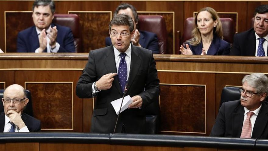 """Catalá carga contra el PSOE: """"solo les importa la falacia, el ruido, el humo"""""""