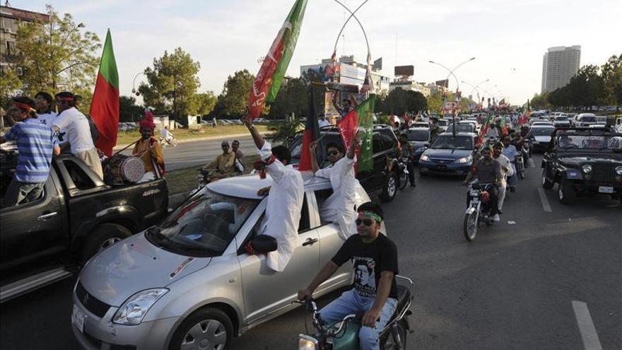 Pakistán cierra hoy su campaña electoral con expectativas de cambio político