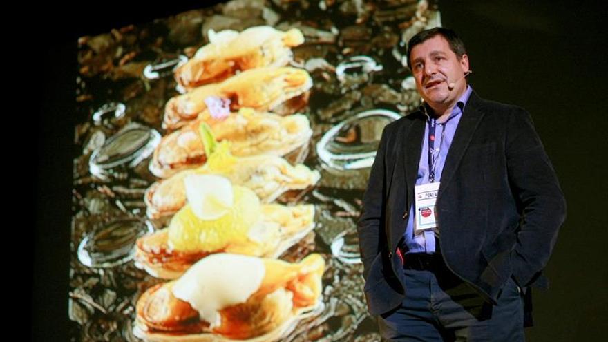 Josep Roca agradece la tercera posición en la lista de los mejores restaurantes del mundo