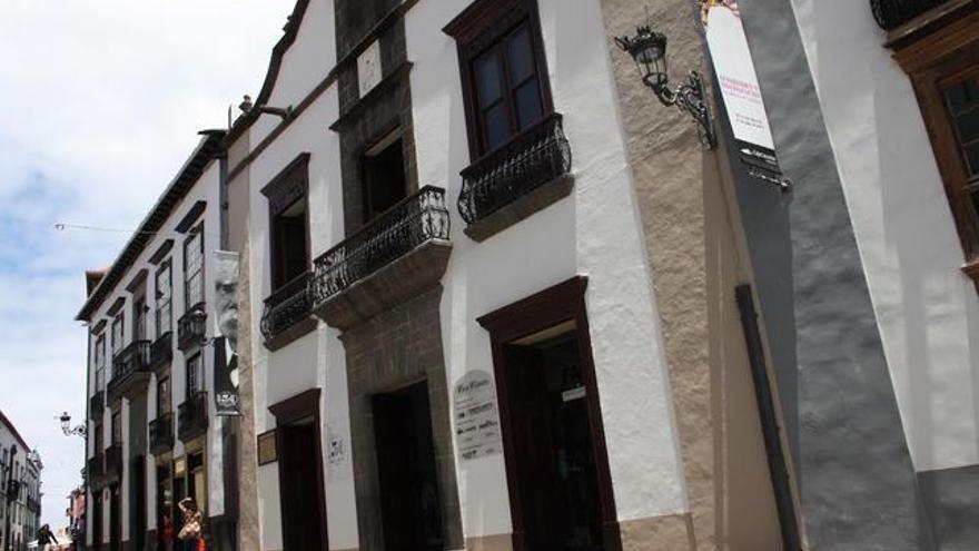 La Casa Cabrera se convertirá en un hotel emblemático.