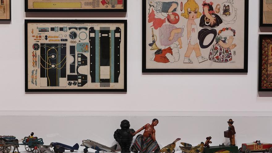 El Centre de Cultura Contemporània de València acoge la muestra 'Viaje a Corfú. Carlos Pérez. El hombre-museo'.