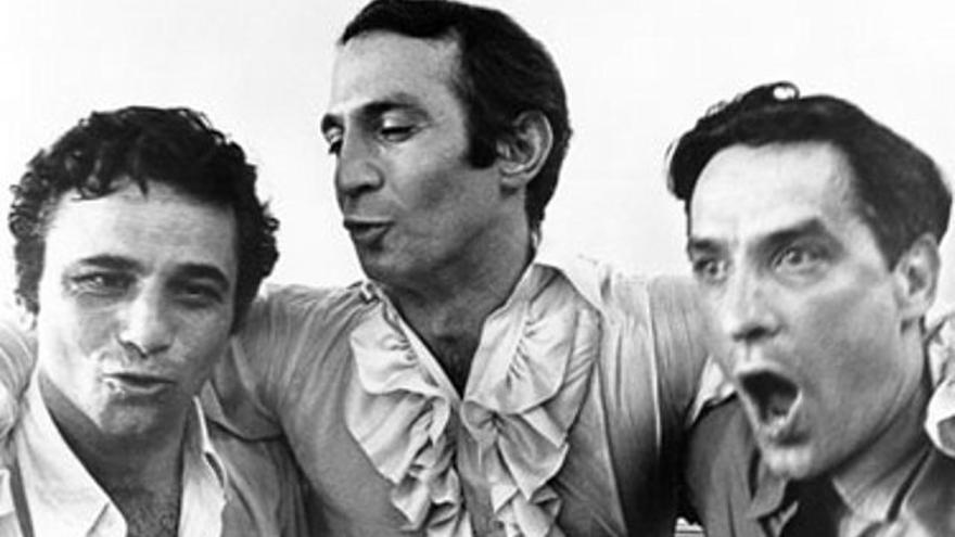 Los tres maridos desatados de Cassavettes