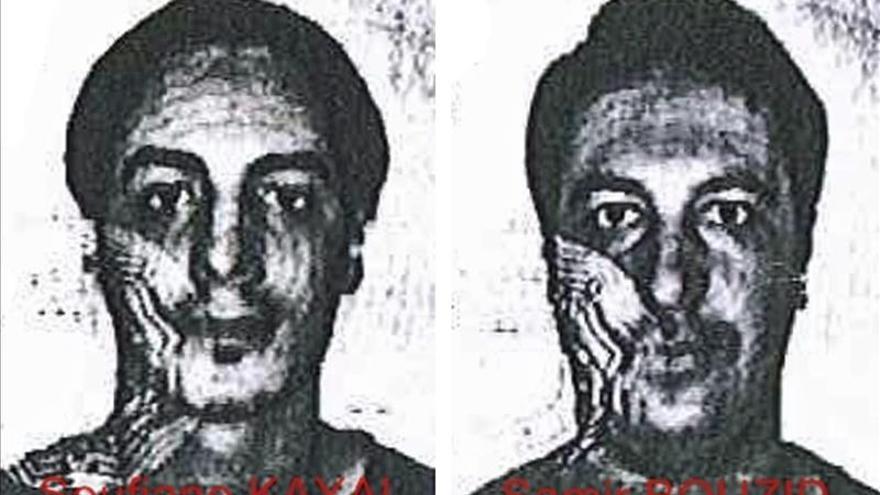 Bélgica y Francia buscan a dos nuevos sospechosos de los atentados de París
