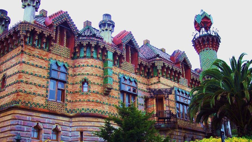 El capricho de Gaudí / Foto: dinamicline