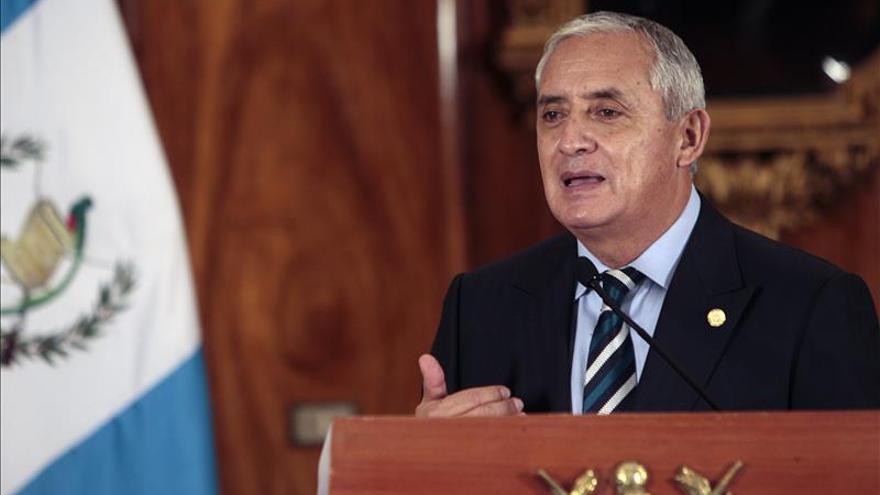 Diputado presenta una nueva demanda contra el presidente de Guatemala por corrupción