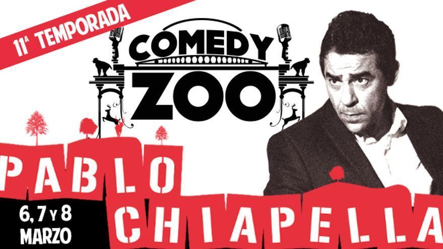 Comedy Zoo - Pablo Chiapella