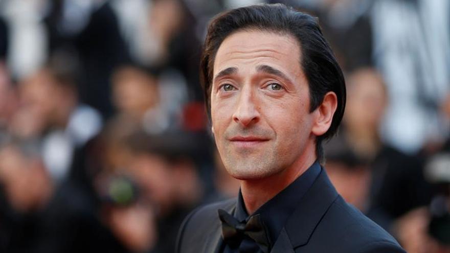 Nicolas Cage y Adrien Brody, en el Festival Internacional de Cine Eurasia