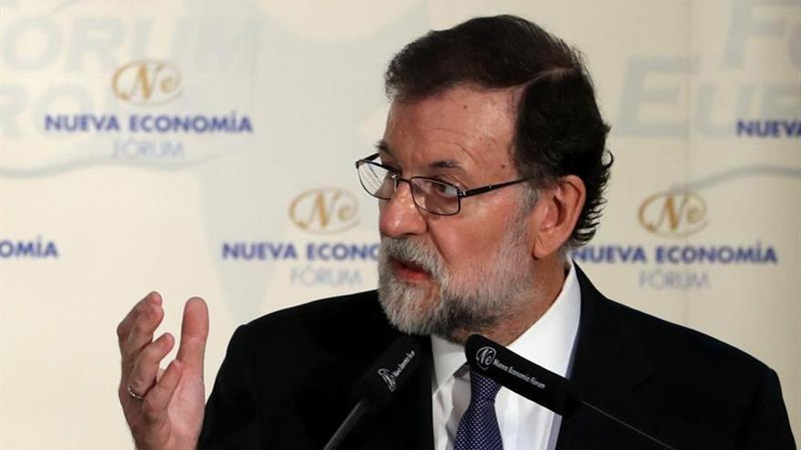 Rajoy irá la próxima semana a Berlín a la reunión de líderes europeos del G20