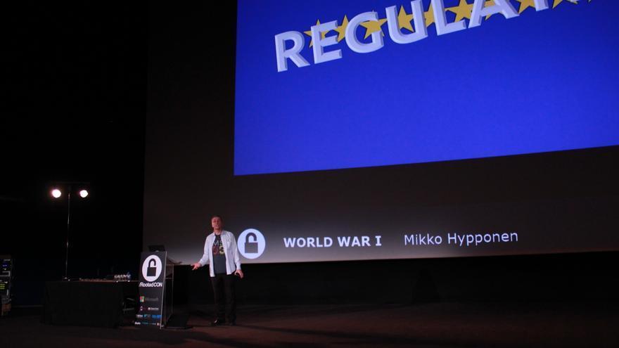 Mikko Hypponen cree que se aprobarán regulaciones de la internet de las cosas