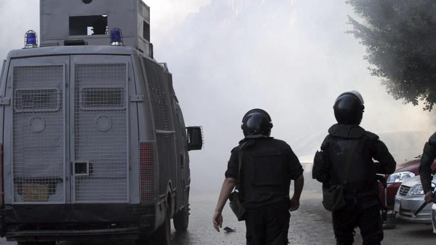 Suben a cuatro los muertos en las protestas islamistas de ayer en Egipto