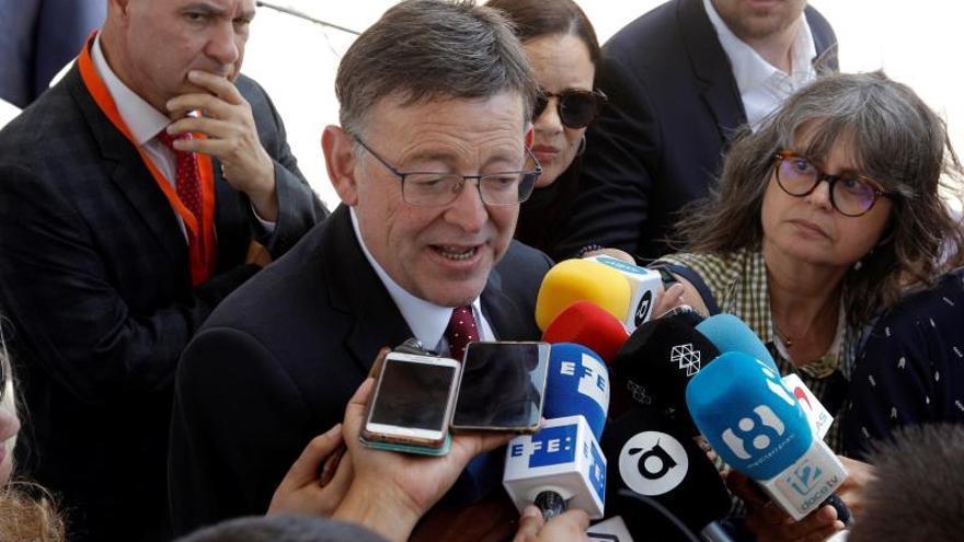 Ximo Puig apela a la prudencia ante la detención de Jorge Rodríguez