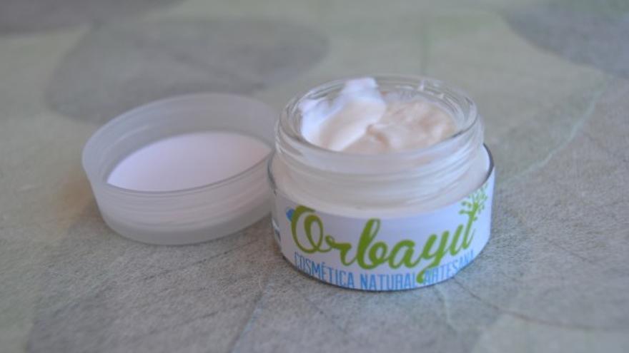 Una de las cremas que elabora la cooperativa. / Orbayu