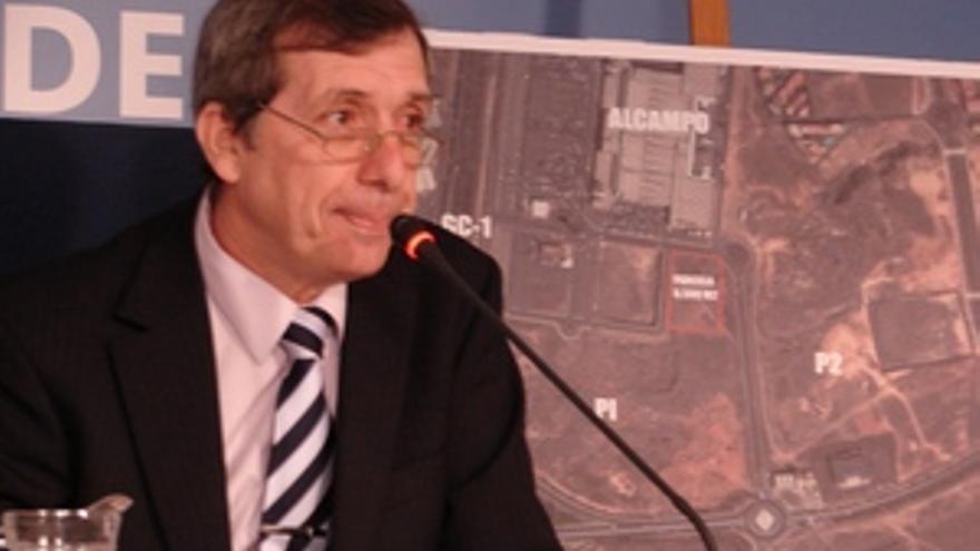 Guillermo Reyes, líder de AFV-Ciuca.