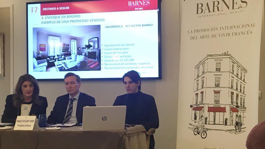 """Presentación del informe """"Barnes Global Property Handbook"""""""
