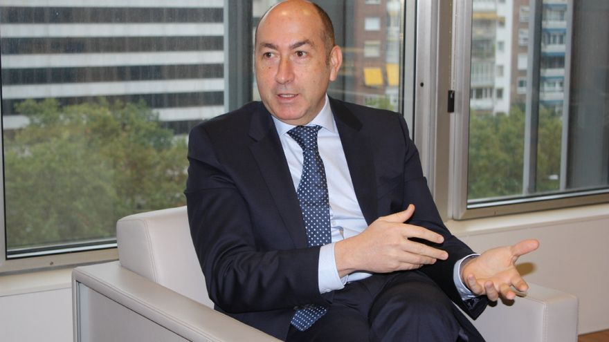 El director general de Sepes, Alejandro Soler