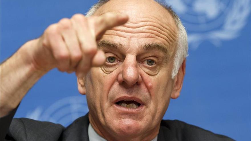 La ONU advierte, ante el nuevo aumento de casos, que el ébola no está bajo control