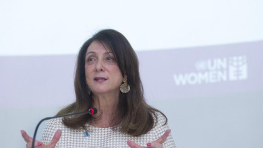 Luiza Carvalho, directora de ONU Mujeres (2014-2019)