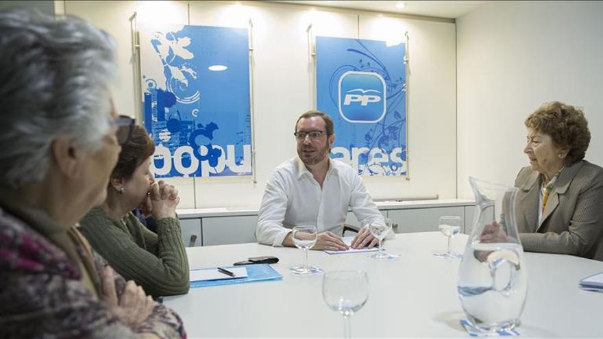"""Maroto denuncia la """"extrema incoherencia"""" de Pablo Iglesias"""