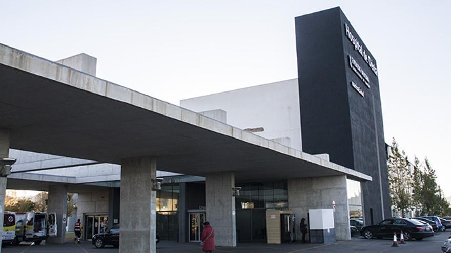 El Hospital de Dénia, gestionado por Marina Salud