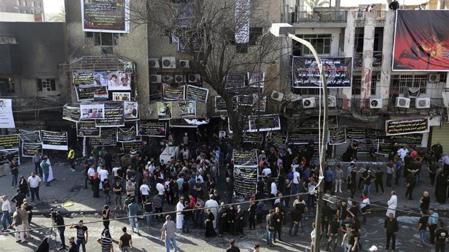 Mueren 4 iraquíes en un atentado suicida al norte de Bagdad