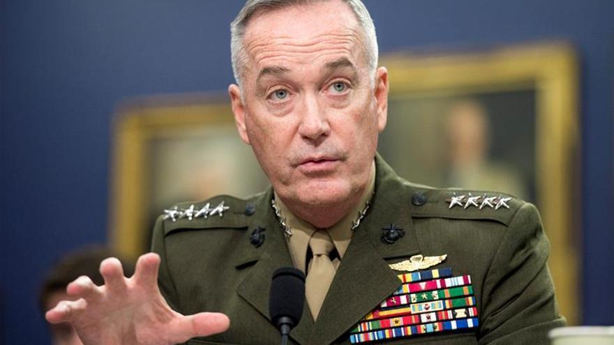 EE.UU. asegura que tiene un plan para mantener el control de Al Raqa, capital del EI