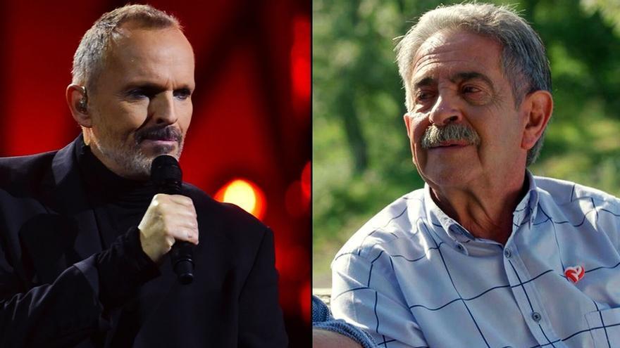 Miguel Bosé / Miguel Ángel Revilla