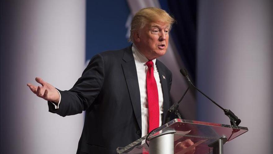 Trump dice que los británicos le deberían agradecer su inversión en Escocia