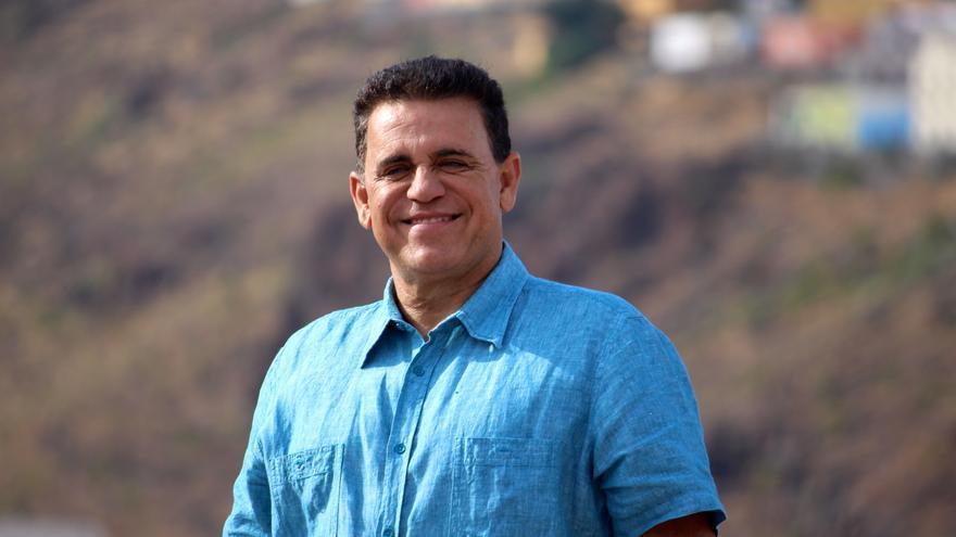 Antonio Luis Arteaga, candidato de NC-ADGomera a la Alcaldía de San Sebastián