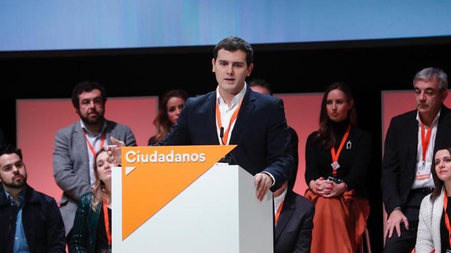 Albert Rivera: Los liberales de Cádiz han vuelto
