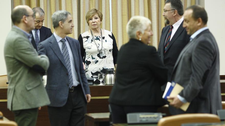 El PP saca a Celia Villalobos de la Diputación Permanente del Congreso, a la que pertenecía desde 1989