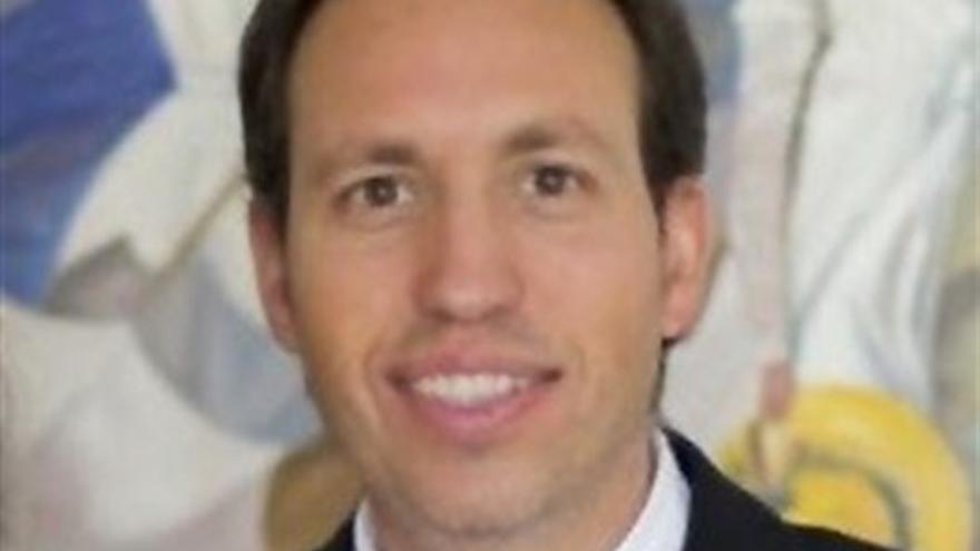 Daniel Arias, candidato de Vox a la Presidencia de Castilla-La Mancha