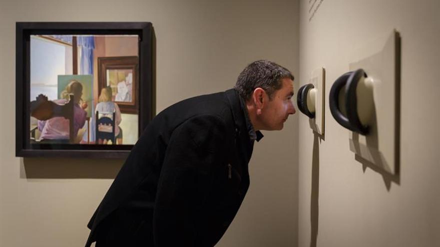 Las pinturas estereoscópicas de Dalí se ponen al día con la tecnología actual