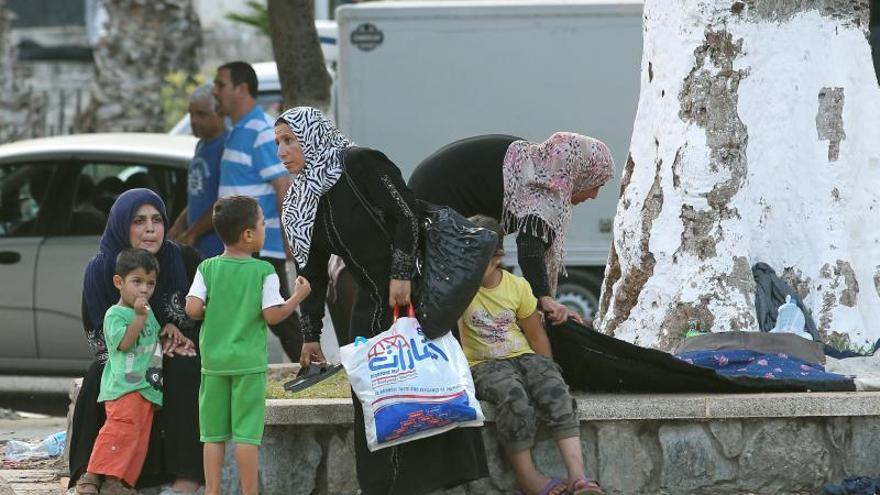 Marruecos acusa a Argelia de expulsar a refugiados sirios a su territorio