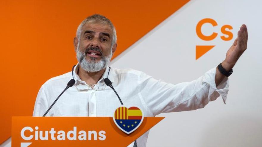 """Cs denuncia a Torrent ante la Fiscalía por admitir la moción """"rupturista"""" de la CUP"""