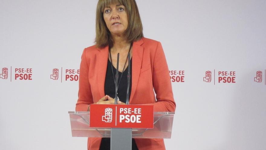 """Mendia cree que """"hay que dialogar"""" con Cataluña, pero """"cuando Puigdemont vuelva a la legalidad"""""""