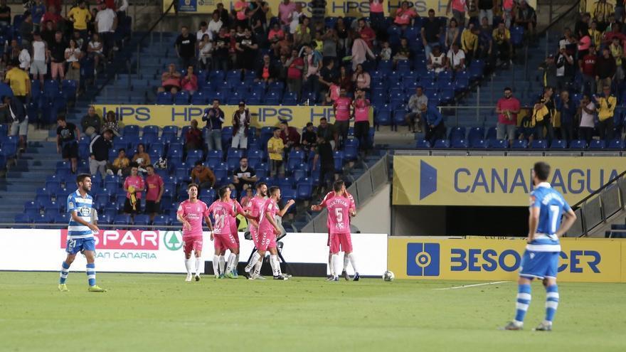 La UD Las Palmas quiere volver a hacer del Estadio de Gran Canaria un fortín