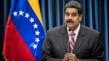 """Maduro propone a sus adversarios dialogar sobre la """"persecución"""" a Venezuela"""