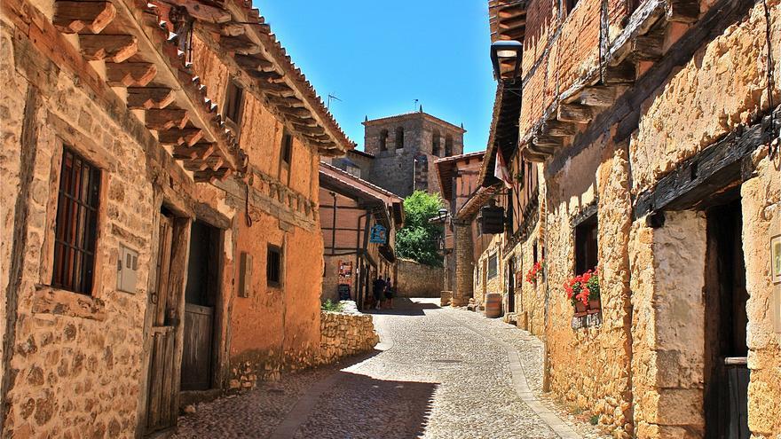 Calle de Calatañazor. Iñaki