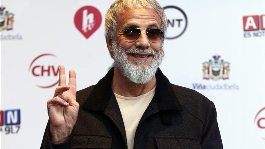 Cat Stevens Yusuf espera sorprender al público del Festival de Viña del Mar